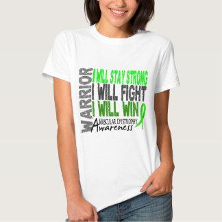 Muscular Dystrophy Warrior Shirt