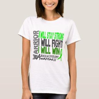 Muscular Dystrophy Warrior T-Shirt