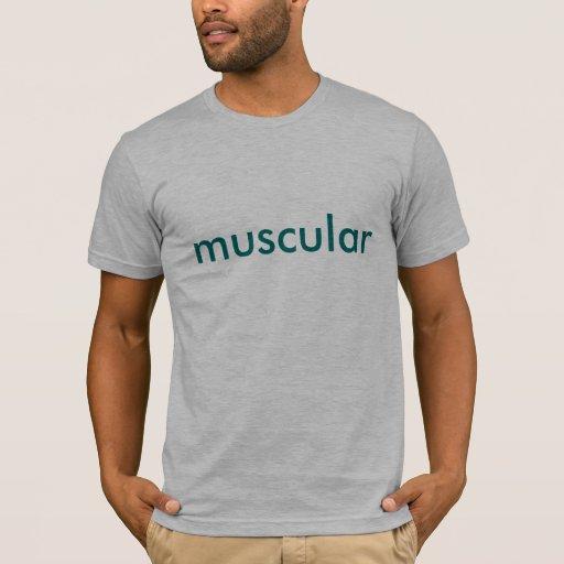 muscular playera