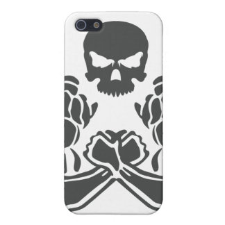 Muscular Skull Iphone Case Covers For iPhone 5