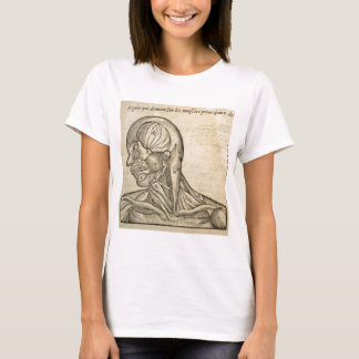 Musculature of the Head and Neck T-Shirt