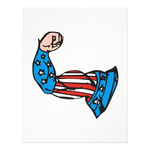 Músculo americano tarjetón