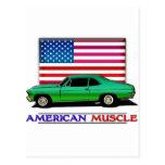 Músculo americano Hotrod