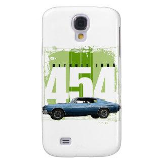 Músculo Chevelle de Detroit Funda Para Samsung Galaxy S4