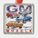 Músculo del GM Ornamento De Navidad