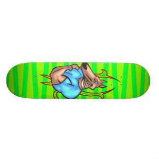 Músculo del perro skate boards