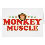 Músculo enrrollado del mono