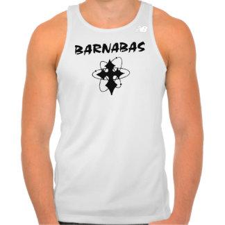 Músculo T - cruz atómica de Barnabas Playera Con Tirantes