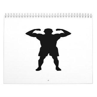 Músculos del Bodybuilder