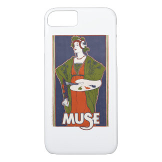 Muse artistic goddess iPhone 8/7 case