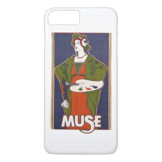 Muse artistic goddess iPhone 8 plus/7 plus case