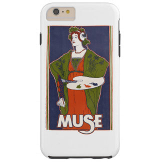 Muse artistic goddess tough iPhone 6 plus case
