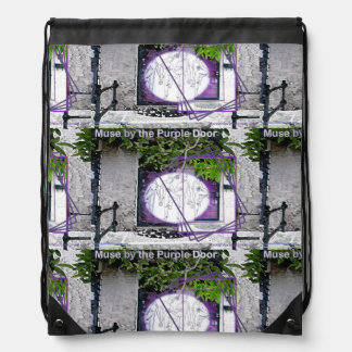 Muse by the Purple Door Backpack
