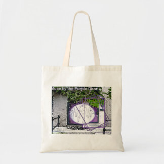 Muse by the Purple Door Tote Bag