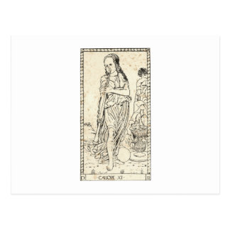 MUSE Calliope Kalliope philosophy philosopy Post Cards