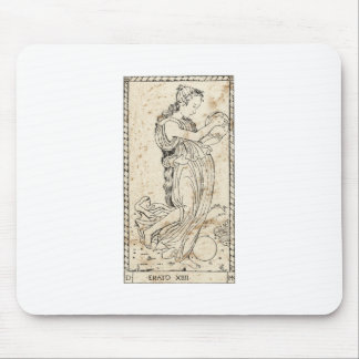 Muse Erato Liebesdichtung love poetry Mousepad