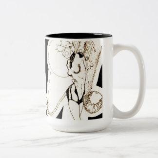"""""""Muse Of Interdisciplinary Arts"""" Coffee Mugs"""