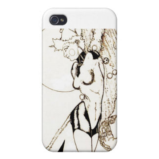 """Muse Of Interdisciplinary Arts"" Covers For iPhone 4"