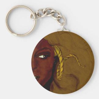 Muse of Midas Keychain