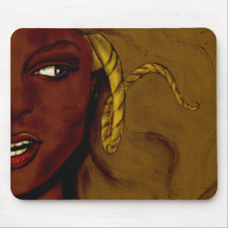 Muse of Midas Mouse Pad