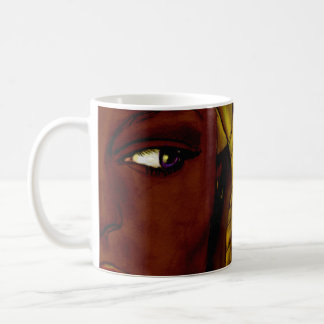 Muse of Midas Classic White Coffee Mug