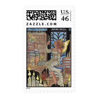 Muse of the Undiscovered Postage