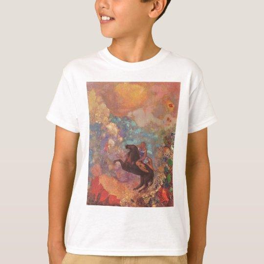Muse On Pegasus T-Shirt