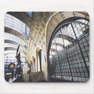 Musee d Orsay Paris Museum Watercolor Mouse Mats