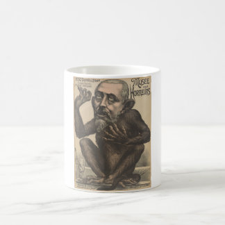Musee Des Horreurs Creepy French Vintage Poster Coffee Mug