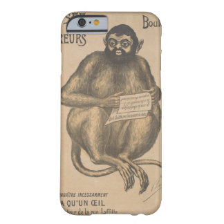Musee Des Horreurs Rodent Man Vintage Barely There iPhone 6 Case