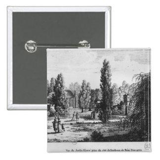 Musee des Monuments Francais Paris Pinback Button
