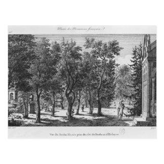 Musee des Monuments Francais, Paris Postcard