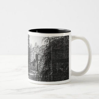 Musee des Monuments Francais, Paris Two-Tone Coffee Mug