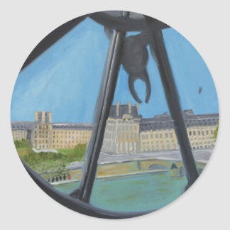 Musée d'Orsay Clock Stickers