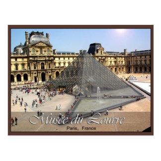 Musee du Louvre Postales
