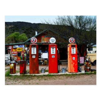 Museo clásico del gas tarjetas postales