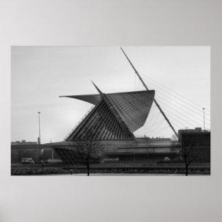 Museo de arte de Milwaukee Posters