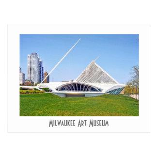 Museo de arte de Milwaukee Tarjetas Postales