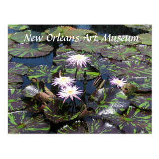 Museo de arte de New Orleans Postal