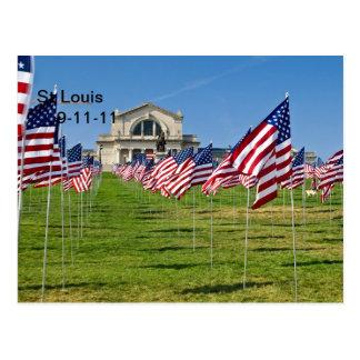 Museo de arte de St. Louis Tarjeta Postal