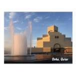 Museo de arte islámico, Doha, Qatar Postal
