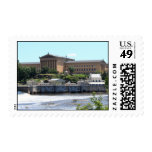 Museo de arte y central depuradora sello
