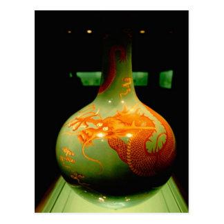 Museo de Asia China Shangai Shangai aka Tarjeta Postal