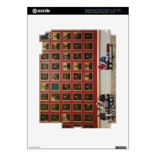 Museo de ermita, sitio 197, la galería de 1812 gue pegatinas skins para iPad 3