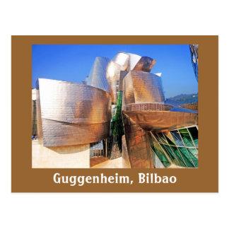 Museo de Guggenheim/Bilbao, España Postales