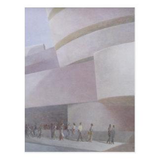 Museo de Guggenheim Nueva York 2004 Postales