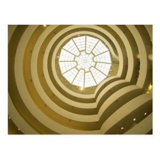 Museo de Guggenheim Tarjeta Postal