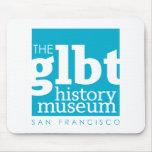 Museo de la historia de GLBT Tapete De Raton