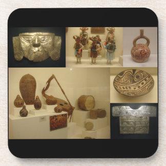 Museo de la Nación - Lima, Perú Posavasos