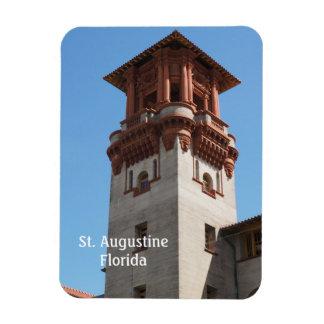 Museo de Lightner en St Augustine la Florida Imanes Rectangulares